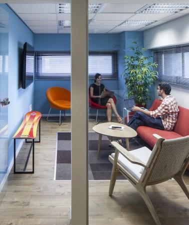 עיצוב משרדים בהרצליה 1