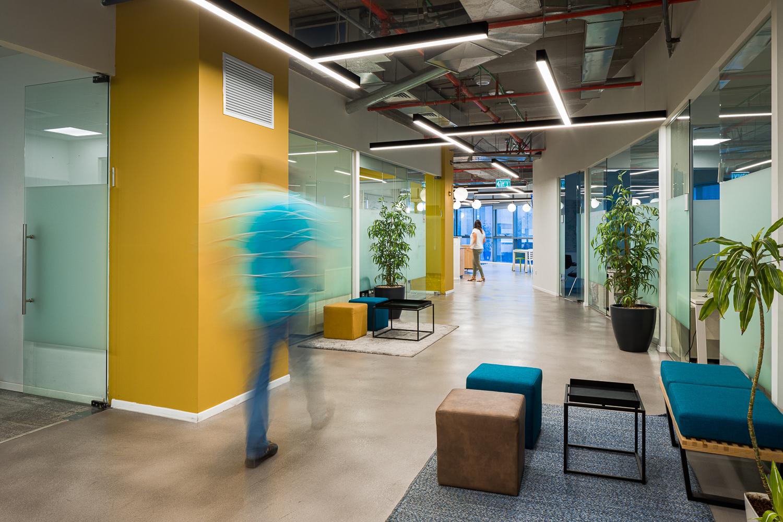 עיצוב משרדים ALLOT