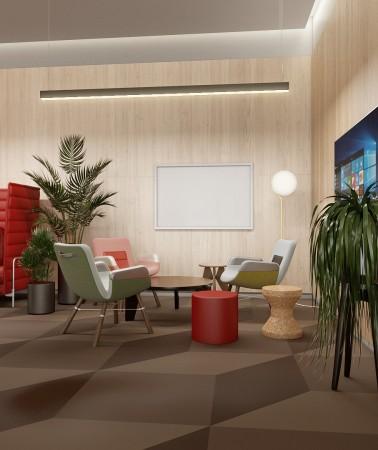 עיצוב משרדי XJET