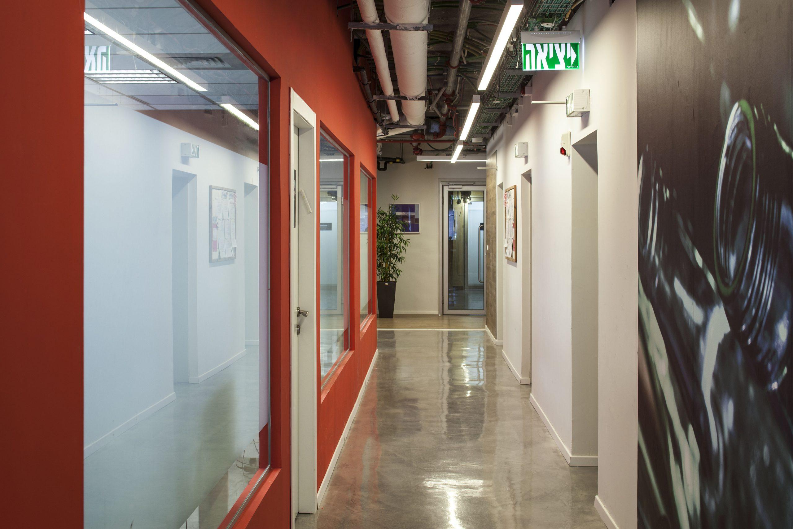 עיצוב משרדים SUNDAYSKY