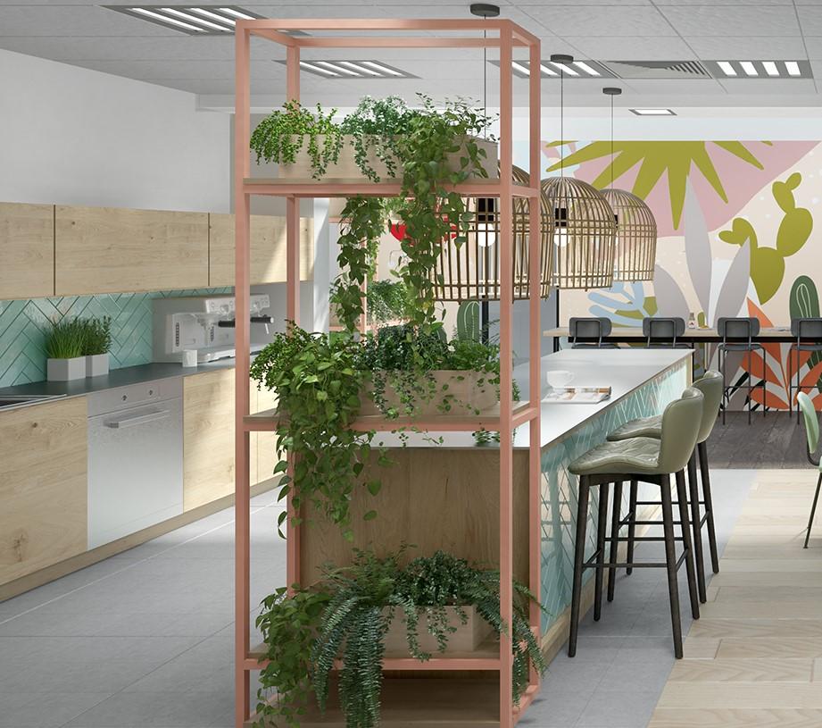 עיצוב משרדי ביוטכנולוגיה