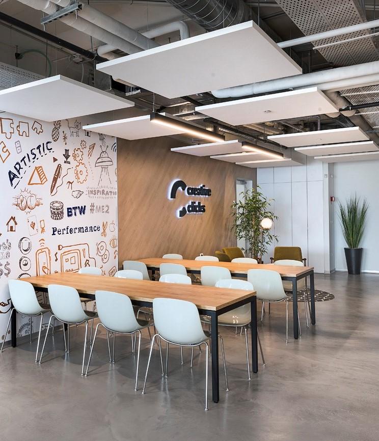 creative clicks עיצוב משרדים