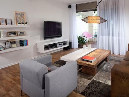 עיצוב דירה בתל אביב 3