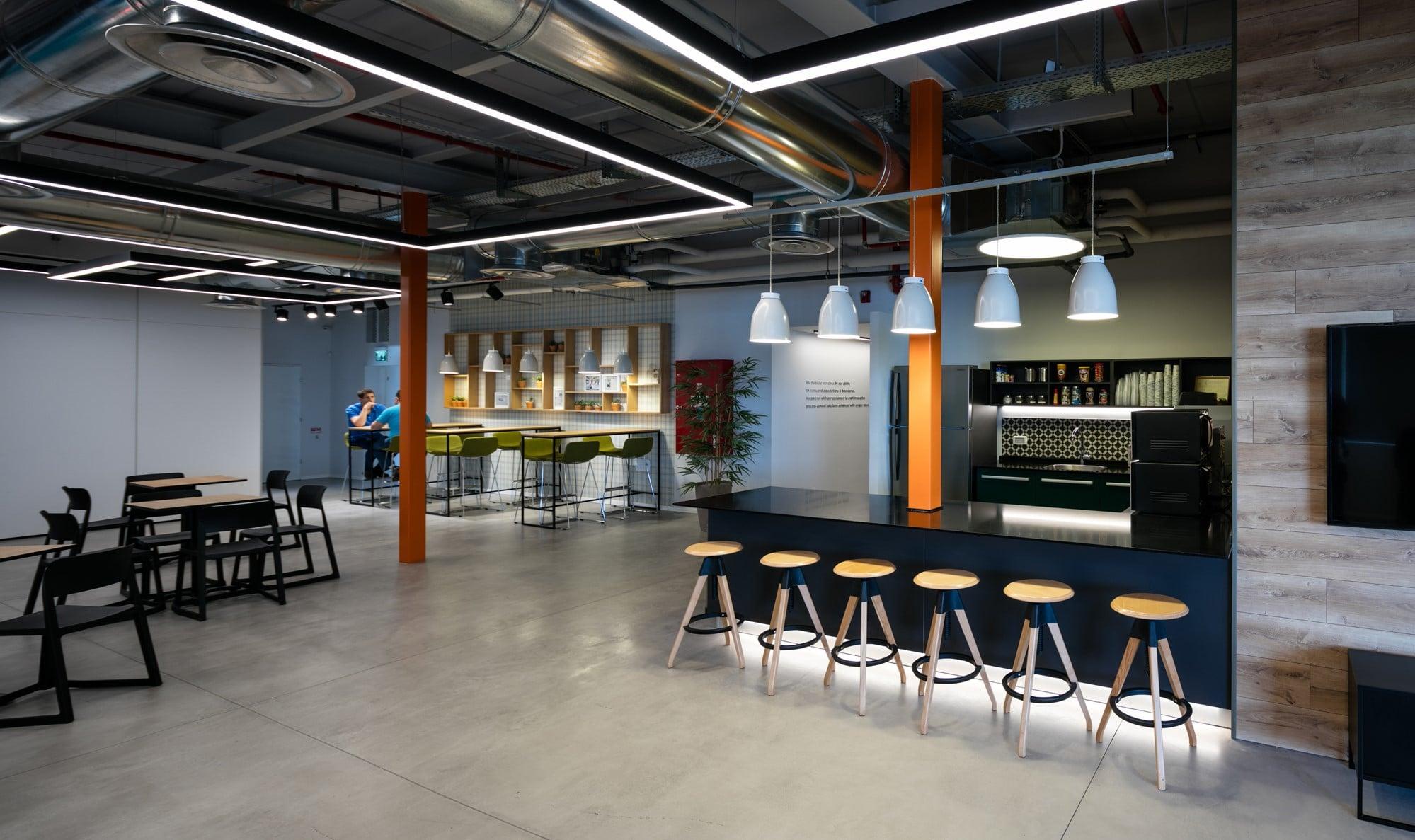 עיצוב משרדים NOVA