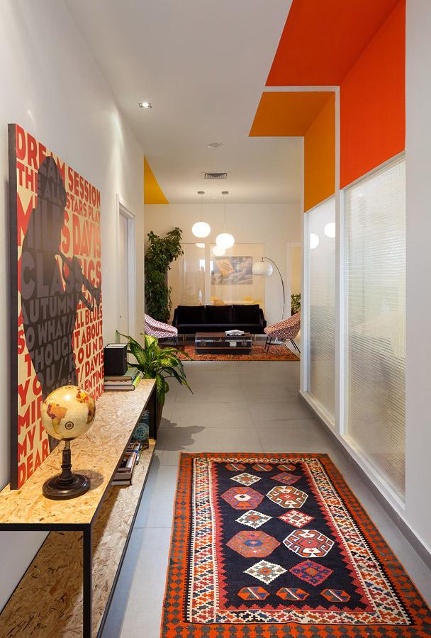 עיצוב משרדים בשרון