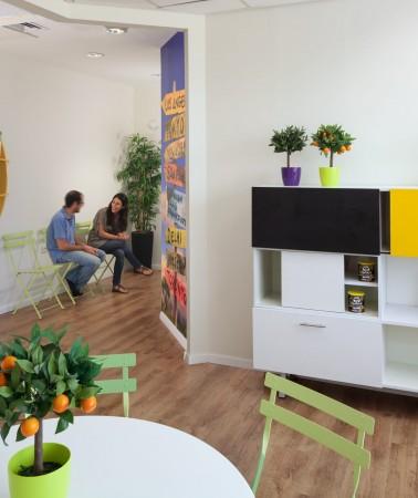עיצוב משרדים WEBPALS