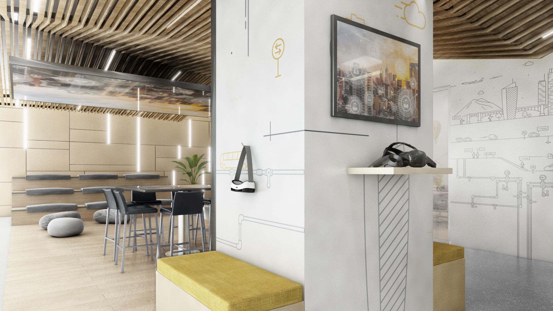 עיצוב משרדים בתל אביב