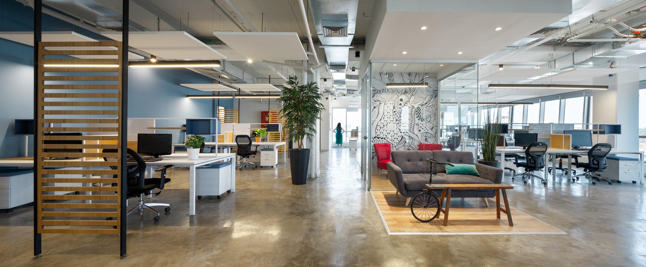 עיצוב משרדים CLEW