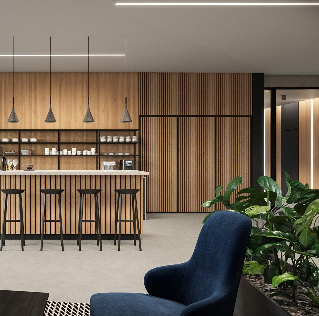 אקספו תל אביב עיצוב משרדים