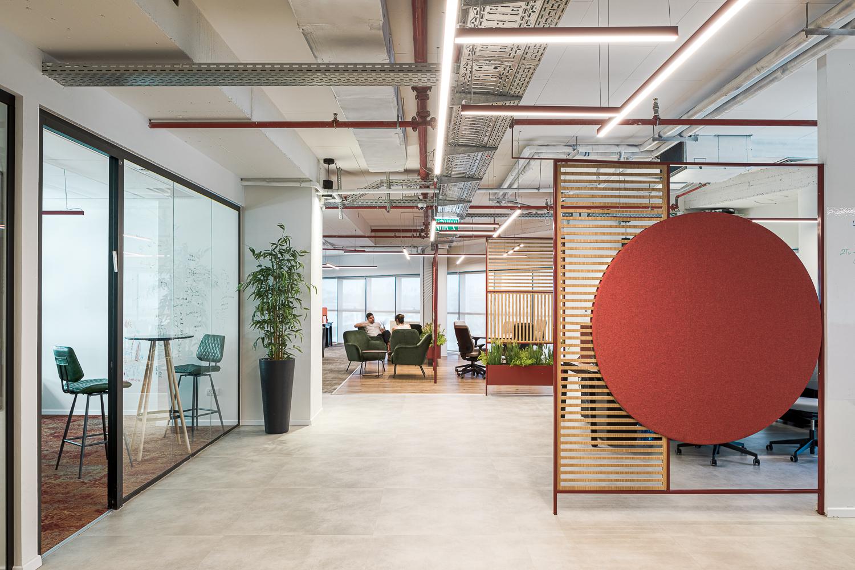עיצוב משרדי ALLOT