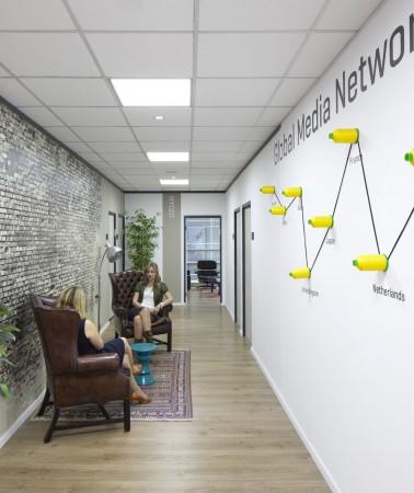 עיצוב משרדים ברמת החייל