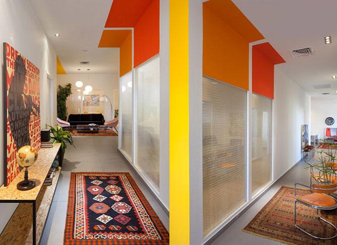 עיצוב משרדים בשרון 1